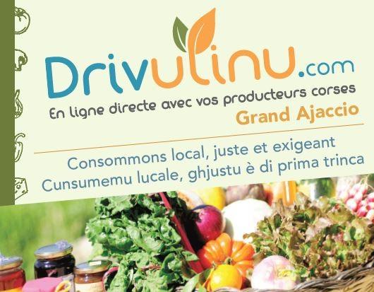 Ouverture Drivulinu Grand Ajaccio!!