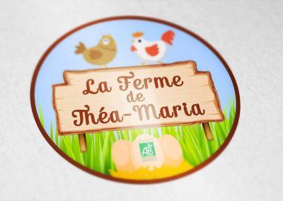 La Ferme de Théa-Maria